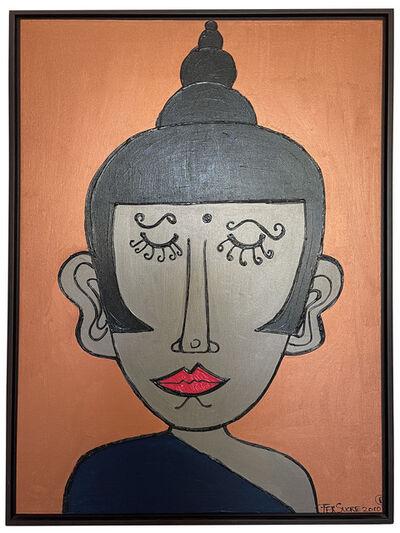 Fernando Fer Sucre, 'Buddha', 2010