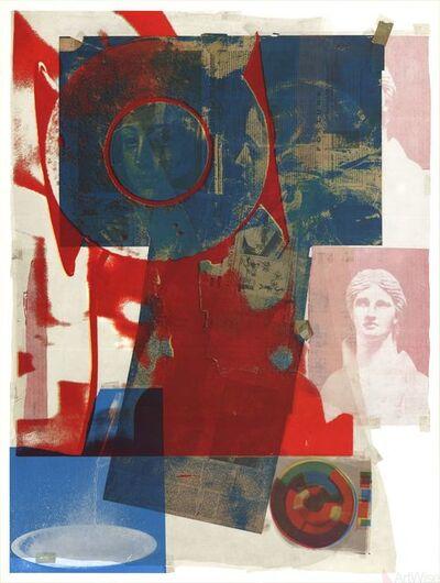 Robert Rauschenberg, 'Quarry', 1968
