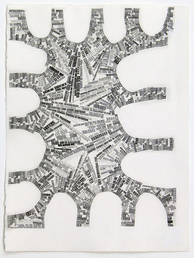Justin Quinn, 'Floating Chapter 71 or 5735 Times E', 2012