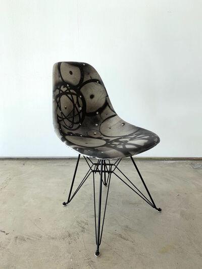 Futura, 'FUTURA Case Study® Side Shell Eiffel Chair '