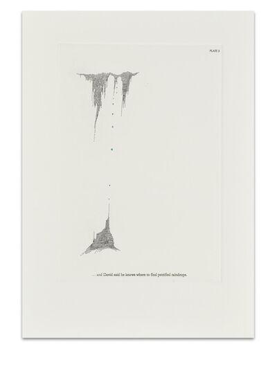 Ilana Halperin, 'An Infernal Dinner Party / Plate 5', 2013