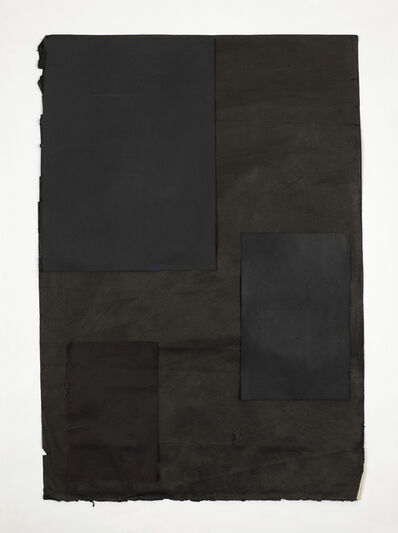 Paolo Canevari, 'Black Pages', 2015