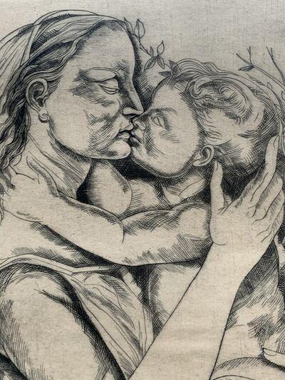 Federico Cantu, 'Maternidad', 1969