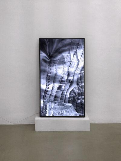 Hubert Blanz, 'Schwere Wolken', 2019