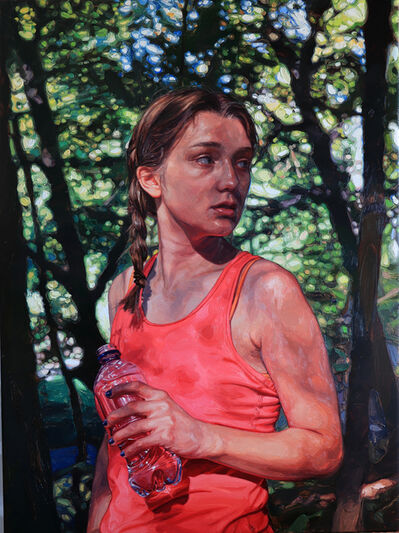 Laura Sanders, 'By Herself: Armco Park', 2020