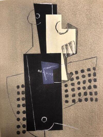 Henri Laurens, 'Nature morte 1917', 1956