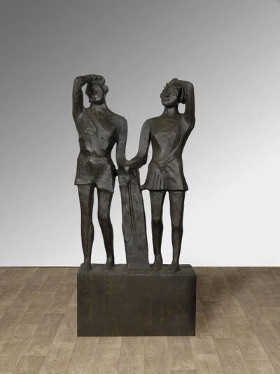 Sandro Chia, 'Les Jumeaux', 1989