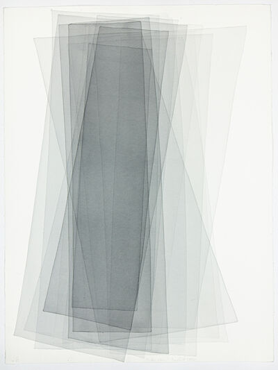 Joachim Bandau, 'Untitled (W VI)', 2006