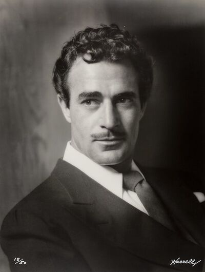 George Hurrell, 'Gilbert Roland', 1939