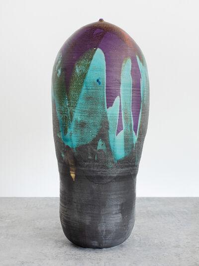 Toshiko Takaezu, 'Untitled (Ocean's Edge)', ca. 1992