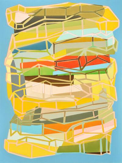 Susan Dory, 'Twin Rink 2', 2019