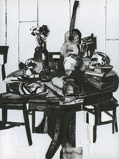 Rob Matthews, 'Still Life with Skull and Ukelele', 2014