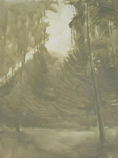 """Milda Gailiūtė, '""""Laudon Park (Without a sculpture)""""', 2014"""