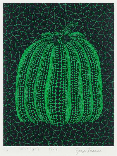 Yayoi Kusama, 'Pumpkin (GT)', 1996
