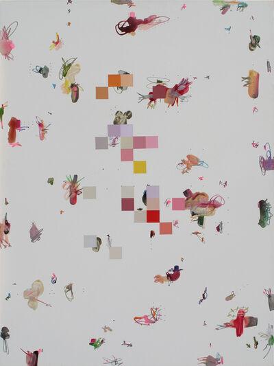 Àlex Pallí, 'Algoritme pixelització # 10', 2015