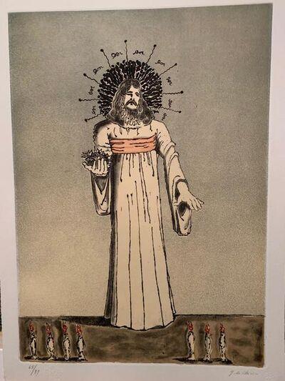 Giorgio de Chirico, ' L'immagine eccelsa', 1977