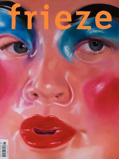 Jen Mann, 'Cover Girl - Frieze', 2019