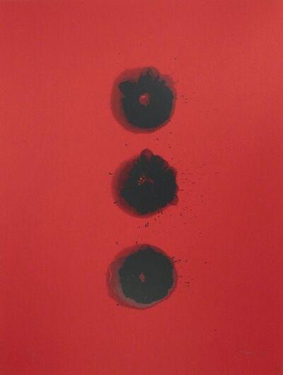 Otto Piene, 'Rose oder Stern #8', 1964