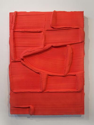 Harmen van der Tuin, '32 Red earth', 2018