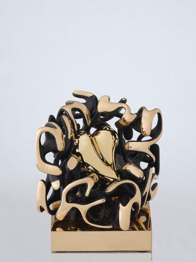 Gianfranco Meggiato, 'Cubo cuore', 2020