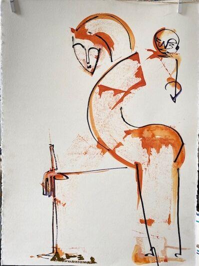 Alice Mizrachi, 'Mom n Dad', 2020