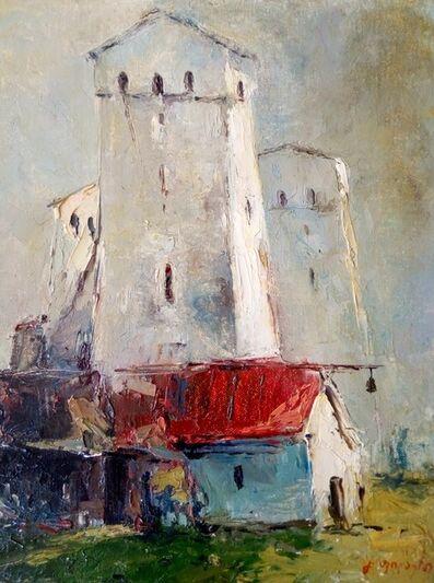 Gela Philauri, 'Tower in Svaneti', 2010