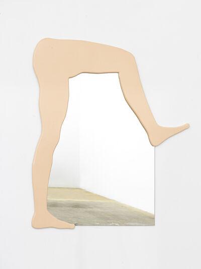 Amber Renaye, 'Untitled Mirror (Bent Legs)', 2016