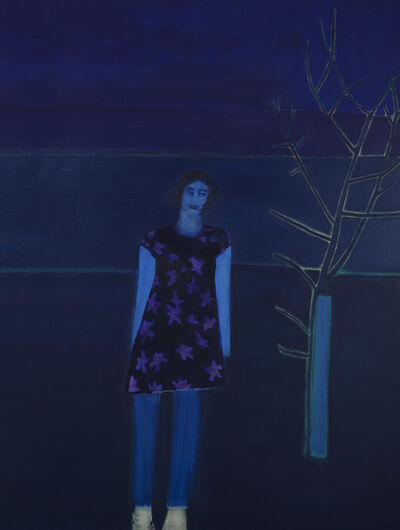 Tom Hammick, 'Violetta Alone II', 2015