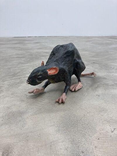 Paula Breuer, 'Ratte', 2020