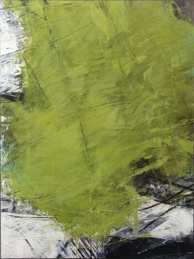 Ivo Stoyanov, 'Variation in Green No 1', 2014