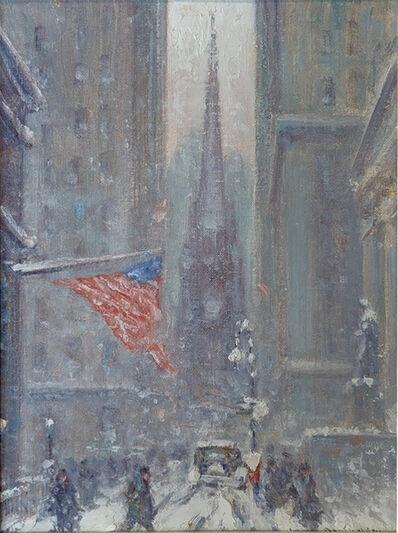 Johann Berthelsen, 'Trinity Church', ca. 1930