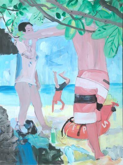 Zhang Jian 章剑, 'Go to the seaside when you feel sad', 2018