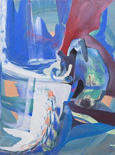 Will Barras, 'The Dam – Convoi Exceptionel', 2017