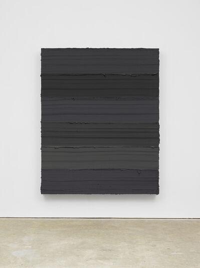 Jason Martin, 'Untitled (Cobalt blue deep / Stil de grain / Graphite grey)', 2019