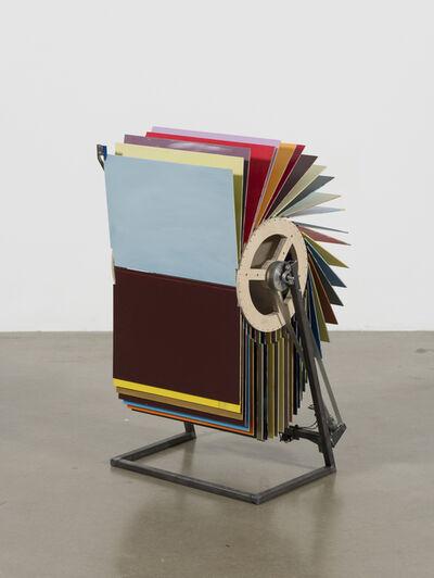 Jay Gard, 'Flipper Condo (George Condo, Bird Lady)', 2019