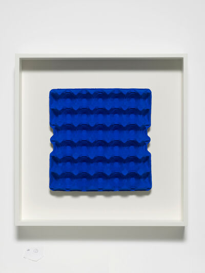 Gavin Turk, 'Klein Blue Box', 2017