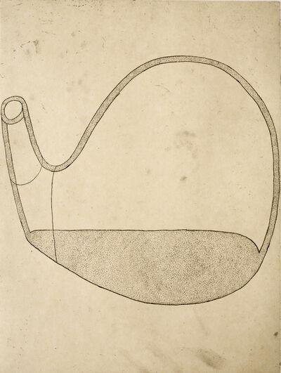 Martin Puryear, 'Untitled III (State 2)', 2002