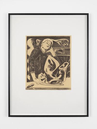 Hernan Bas, 'The Sculptor', 2018