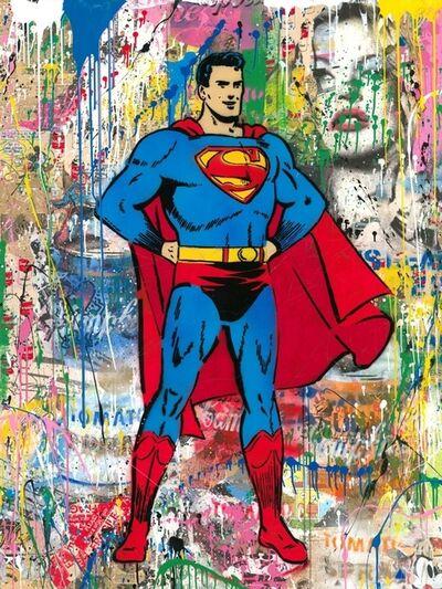 Mr. Brainwash, 'Superman', 2018