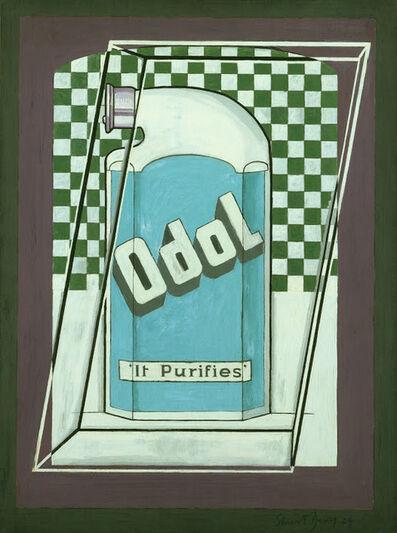 Stuart Davis, 'Odol', 1924