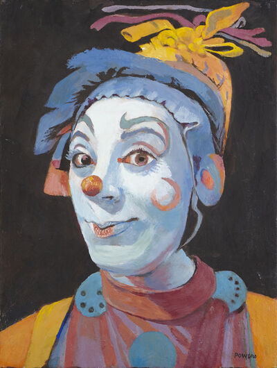Anne Lyman Powers, 'Blue Face', 2014