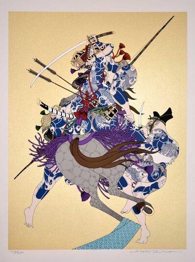 Hideo Takeda, 'The End of Kiso Yoshinaka', 1985-1993