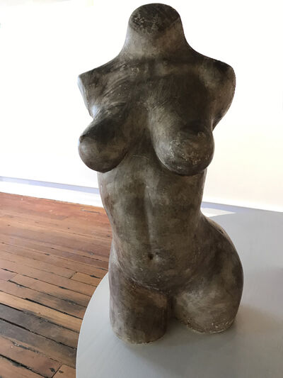 Lloyd Glasson, 'Woman's Torso', 1952