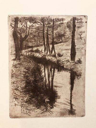 Karl Schmoll Von Eisenwerth, 'No Title', 1896