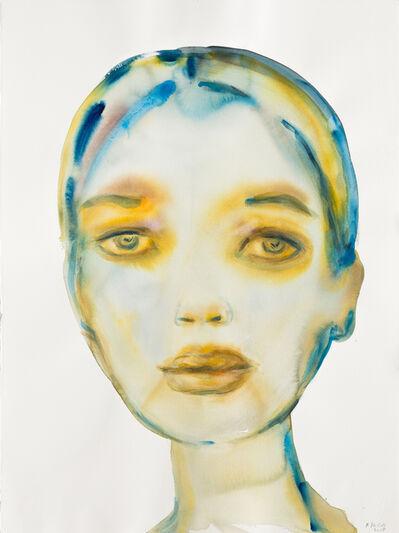 Kim McCarty, 'Sage Femme, Yellow/Blue', 2013