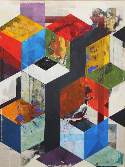 Hendrik Zimmer, 'o.T. (Clown & Gaukler)', 2016