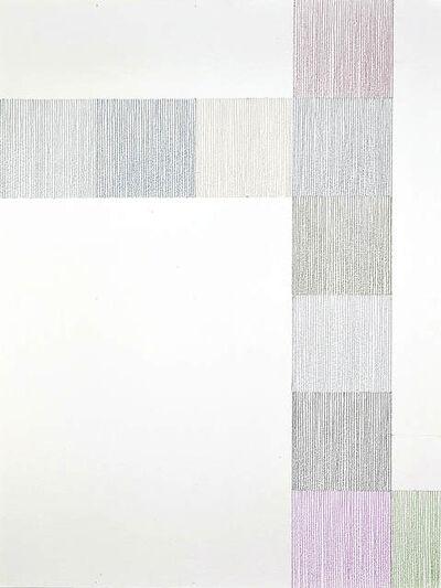 Ernesto Garcia Sanchez, 'Untitled drawing 8', 2020