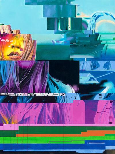 John Horton a.k.a. Hightech Lowlife, 'Reactive Refractive'
