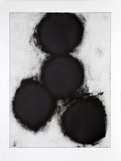 Donald Sultan, 'Pomegranates III', 1990