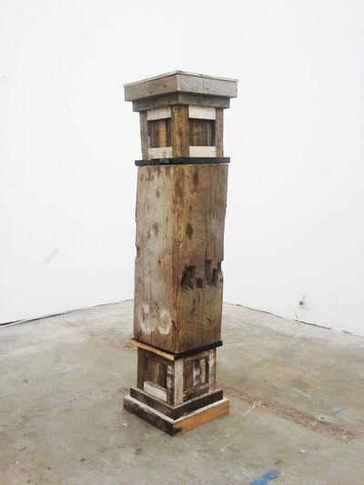 Marianne Vitale, 'Pillar 3', 2014
